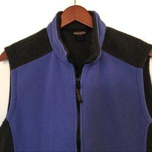 Woolrich Jackets & Coats - Woolrich Blue & Grey Vest Size XL